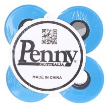 Купить колеса для скейтборда для лонгборда penny wheels blue solid 79a 59 mm голубой ( id 1122700 )