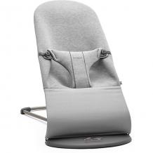 Купить кресло-шезлонг babybjorn bliss jersey, светло-серый ( id 11487268 )