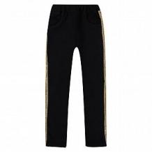 Купить брюки fun time, цвет: черный ( id 10828466 )