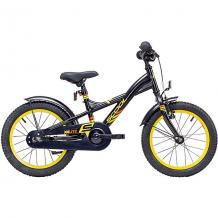"""Купить двухколесный велосипед scool xxlite 16"""", чёрный ( id 11397874 )"""