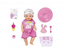 Купить zapf creation my little baby born нежное прикосновение девочка 36 см 827-321