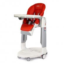 Купить стульчик для кормления peg perego tatamia follow me fragola peg perego 997028517