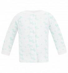 Купить джемпер чудесные одежки салатовые собачки, цвет: белый/салатовый ( id 5780491 )