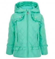 Купить куртка ovas алиса, цвет: зеленый 62к7