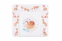 Купить forest накладка для пеленания fox на комод 82x73 см 55484-1