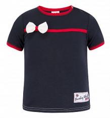 Футболка Lucky Child Романтик, цвет: синий ( ID 5775535 )