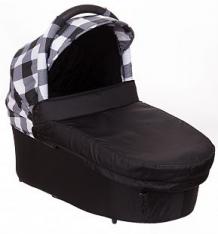 Купить люлька для двойни cozy dou, цвет: black/white check ( id 441814 )