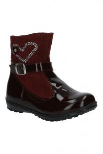 Купить ботинки el tempo qpk_3145-11_bordo l