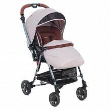 Купить прогулочная коляска capella s-230, цвет: бежевый ( id 12200020 )