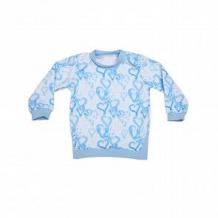 Купить джемпер babyglory капитоша, цвет: голубой ( id 11457502 )