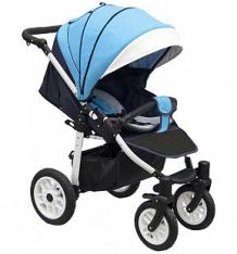 Купить прогулочная коляска camarelo eos, цвет: темно-синий/голубой ( id 9608733 )