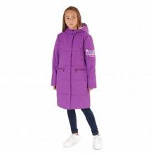Купить пальто милашка сьюзи, цвет: фиолетовый ( id 11446648 )