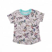 Купить футболка грачонок, цвет: серый ( id 12660856 )