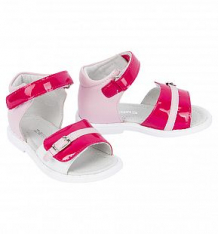 Сандалии Зебра, цвет: розовый/фуксия ( ID 4979905 )