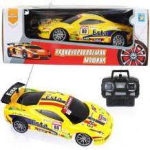 Купить машина на радиоуправлении 1toy желтая 20 см ( id 10696085 )