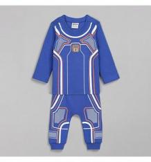 Купить комплект джемпер/брюки ёмаё космос, цвет: синий ( id 8351167 )