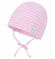 Купить шапка sterntaler, цвет: розовый ( id 10428212 )