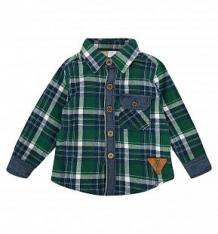 Купить рубашка fun time, цвет: зеленый ( id 9375421 )