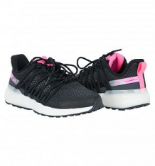 Купить кроссовки anta, цвет: черный/розовый ( id 10352966 )