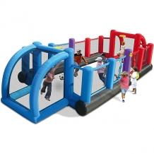 Купить надувное сооружение для футбола, happy hop ( id 5530699 )