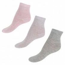 Купить комплект носки 3 пары эвантюэль меланж, цвет: мультиколор ( id 10686365 )