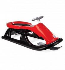 Купить санки pilsan super sledge, цвет: красный ( id 9979716 )
