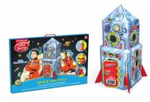 Купить artberry игровой конструктор для раскрашивания большой space shuttle 42958