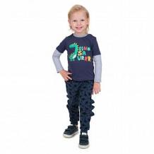 Купить брюки мелонс dino, цвет: серый ( id 11207336 )