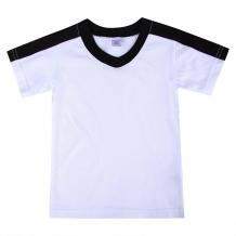 Купить футболка белый слон, цвет: белый/синий ( id 10806674 )