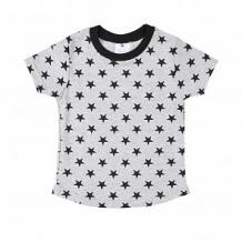 Купить футболка грачонок, цвет: серый/черный ( id 12660910 )