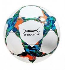 Купить мяч футбольный x-match (размер 5) 22 см ( id 10427801 )