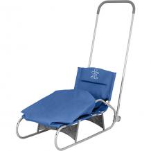 Купить складные санки дэми, серо-синие ( id 12627311 )