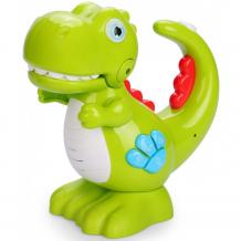 Купить интерактивная игрушка happy baby динозаврик rexy 331851