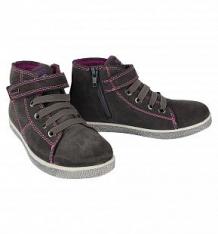 Купить ботинки imac, цвет: серый ( id 6704641 )