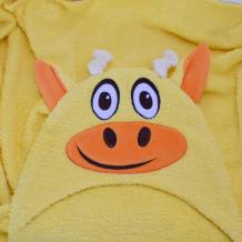 Купить babybunny полотенце с капюшоном жираф 7a208
