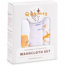 Купить набор полотенец qwhimsy для лица океан 11 х 11 см ( id 12573610 )