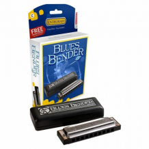 Купить музыкальный инструмент hohner губная гармоника blues bender m58501x