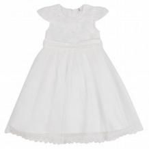 Купить платье santa&barbara, цвет: белый ( id 11048432 )