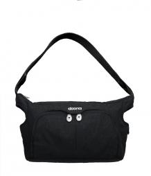 Купить сумка для коляски doona, цвет: черный doona 996876829