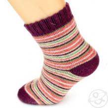 Купить носки hobby line, цвет: бордовый ( id 11610100 )
