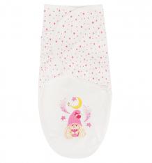 Купить babyglory пеленка маленький гномик, цвет: розовый mg010