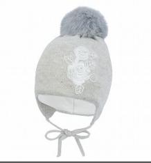 Купить шапка jamiks, цвет: серый ( id 6741228 )