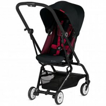 Купить прогулочная коляска cybex eezy s twist ferrari, цвет: victory black ( id 11004830 )