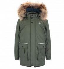 Купить куртка fobs, цвет: хаки ( id 9839550 )