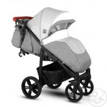 Купить прогулочная коляска camarelo elix, цвет: светло-бежевый меланж/белая экокожа ( id 10515260 )