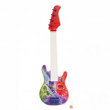 Купить музыкальный инструмент герои в масках (pj masks) гитара с медиатором 33665 33665