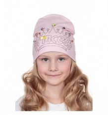 Купить шапка levelpro kids, цвет: розовый ( id 9146239 )
