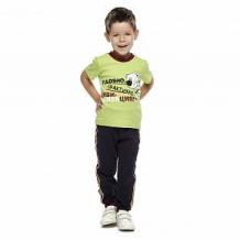 Купить брюки lucky child ми-ми-мишки, цвет: серый ( id 12564958 )