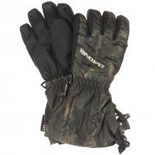 Купить перчатки детские dakine tracker peat camo мультиколор