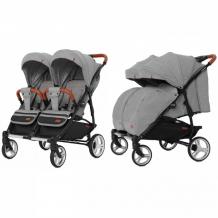 Купить carrello коляска для двойни connect crl-5502